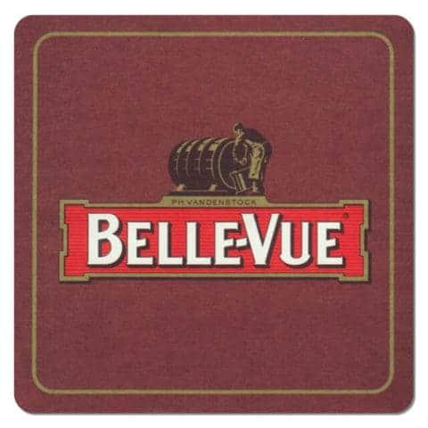 Belle-Vue Beer Mat