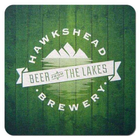 Hawkshead Brewery Beer Mat