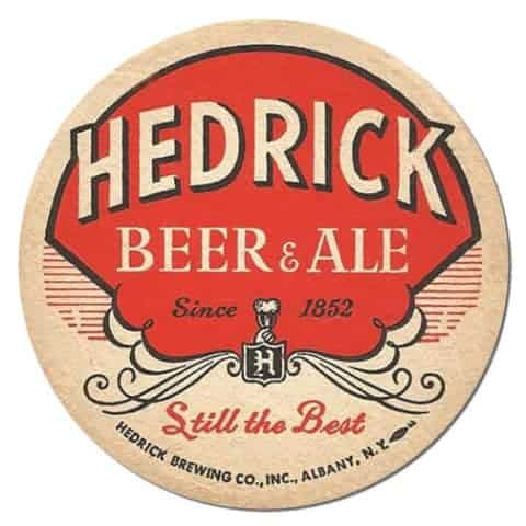Hedrick Brewing Beer Mat