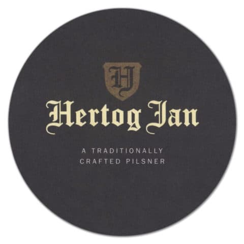Hertog Jan Beer Mat