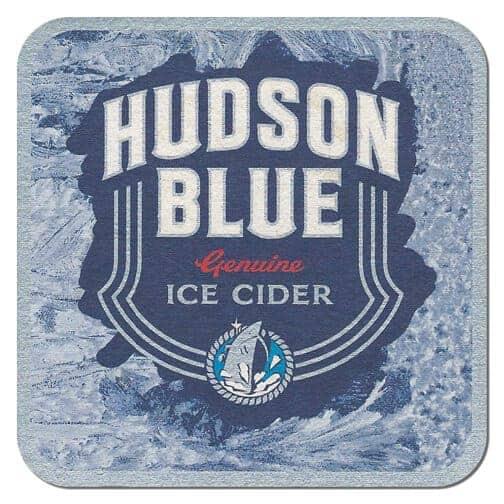 Hudson Blue Cider Drip Mat Front