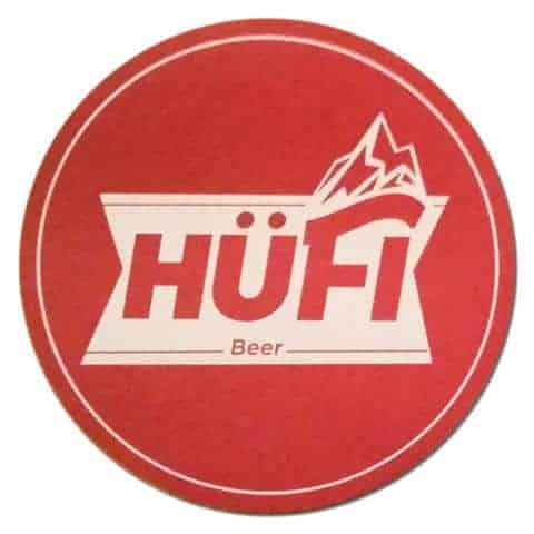 Hufi Beer Drip Mat