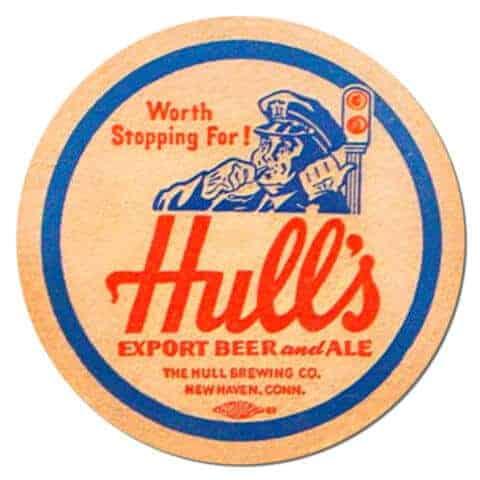 Hulls Beer Drip Mat