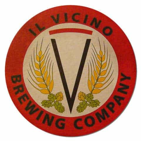 Il Vicino Brewing Beer Mat