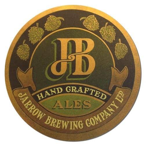 Jarrow Brewing Beer Mat