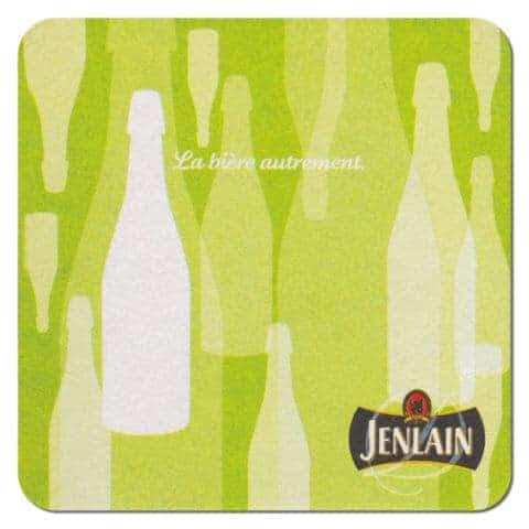Jenlain Beer Mat