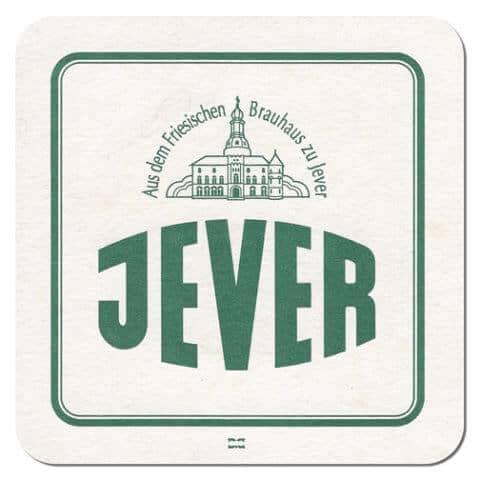 Jever Beer Mat