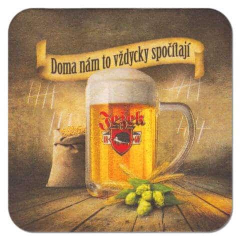 Jezek Beer Mat