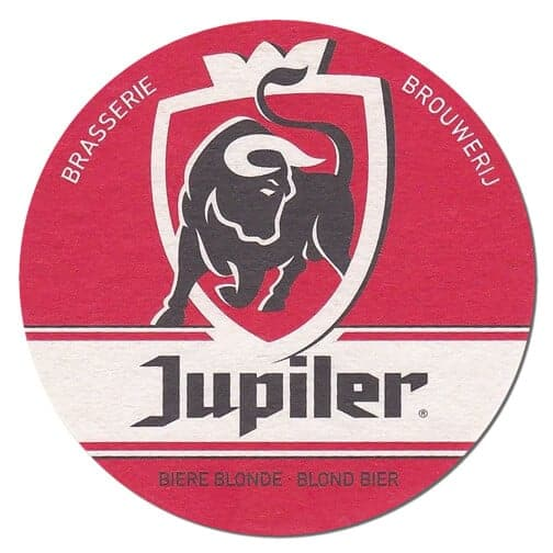 Jupiler Beer Mat