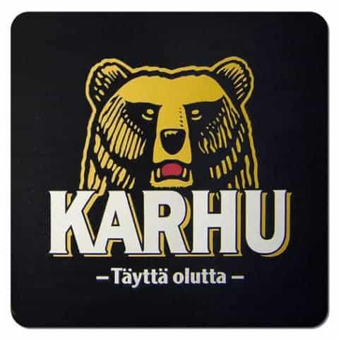Karhu Beer Mat