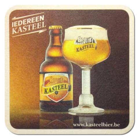 Kasteel Beer Mat