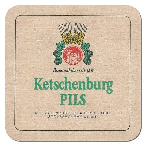 Ketschenberg Pils Beer Mat