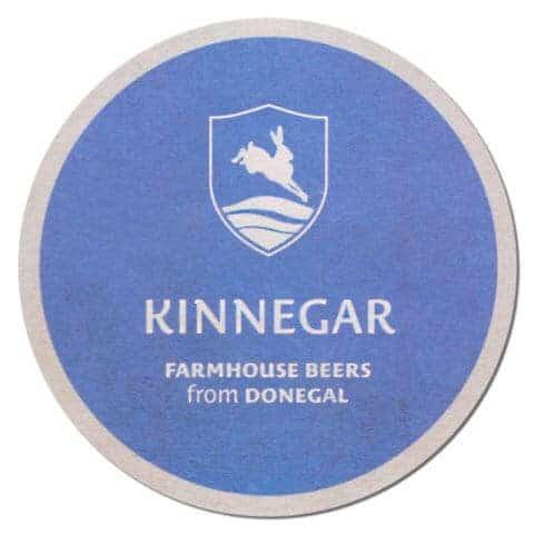 Kinnegar Beer Mat