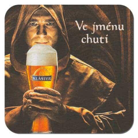 Klaster Beer Mat