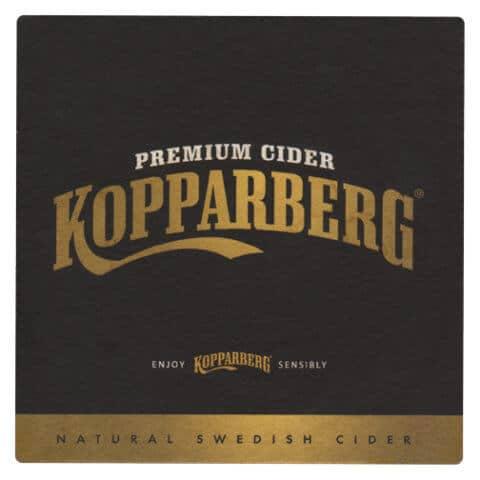 Kopparberg Cider Drip Mat Front