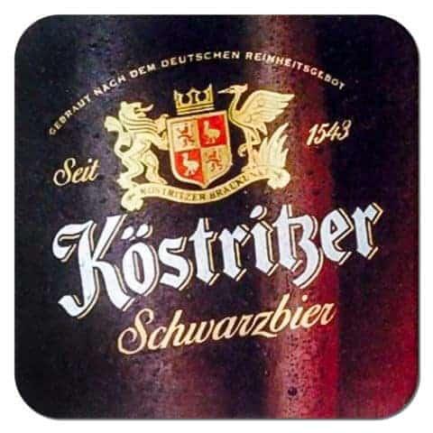 Kostritzer Beer Mat