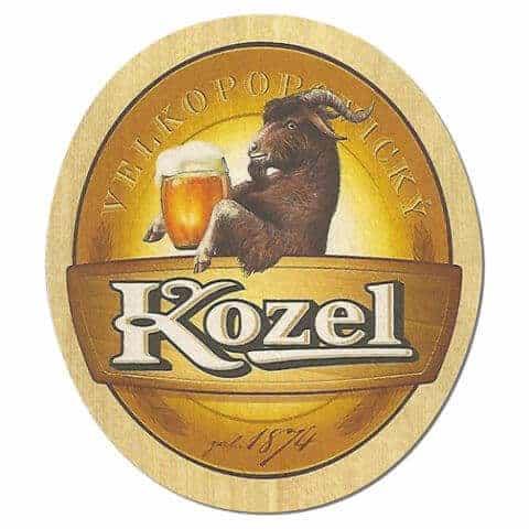 Kozel Beer Mat