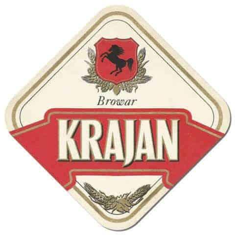 Krajan Beer Mat