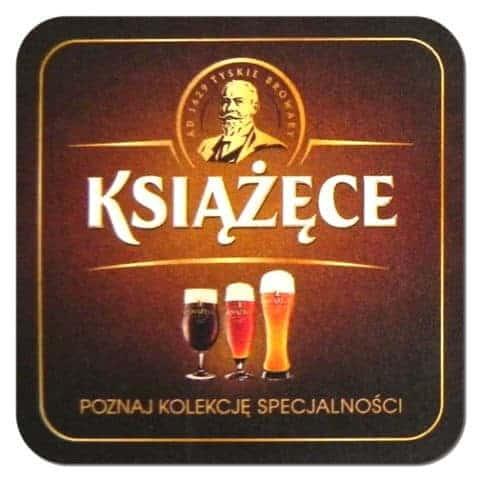 Ksiazece Beer Mat