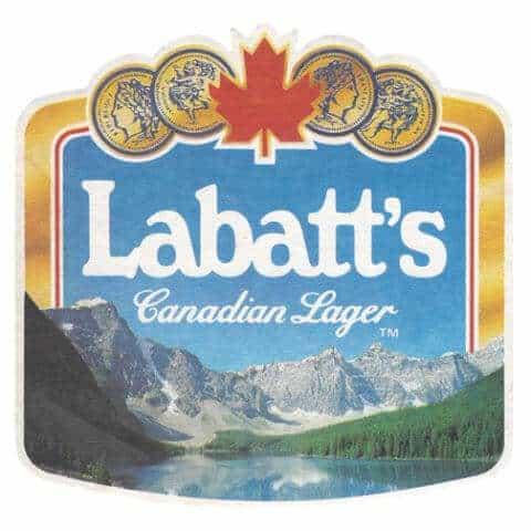Labatt's Beer Mat