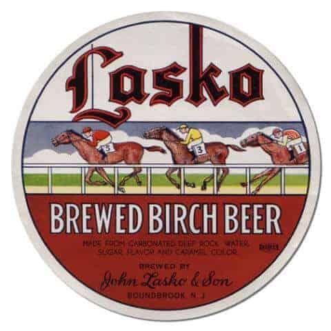 Lasko Beer Mat
