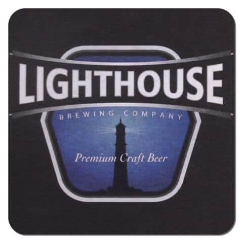 Lighthouse Brewing Drip Mat