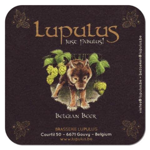 Lupulus Beer Mat