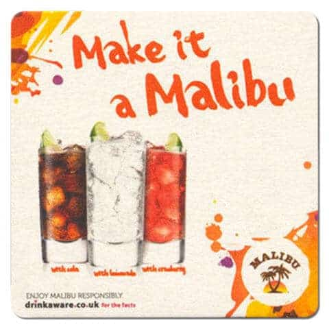 Malibu Coaster