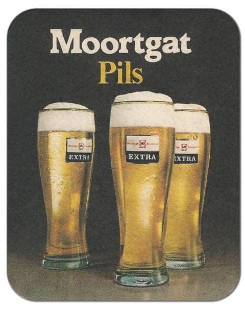 Moortgat Pils Beer Mat