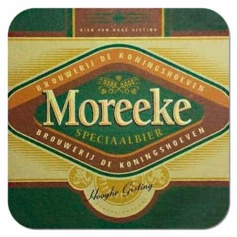 Moreeke Beer Mat