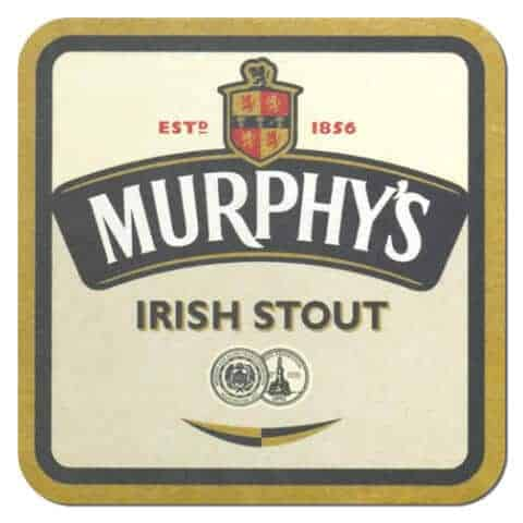 Murphys Irish Stout Beer Mat