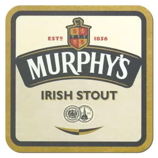 Murphys Irish Stout Beer Mat