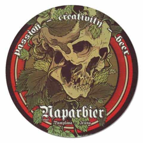 Naparbier Beer Mat