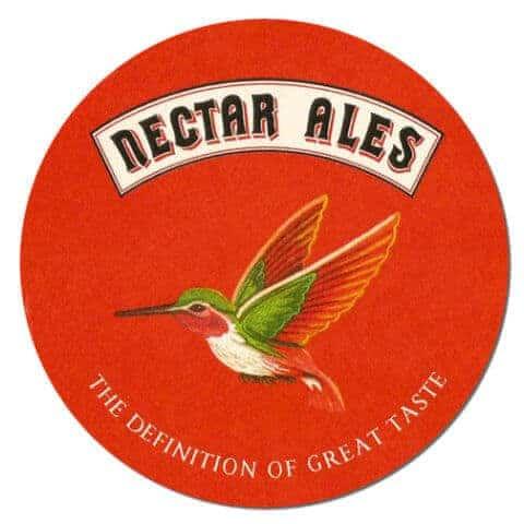 Nectar Ales Beer Mat