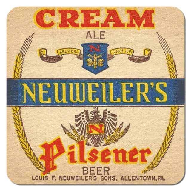 Neuweilers Beer Mat