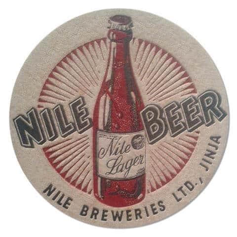 Nile Beer Drip Mat