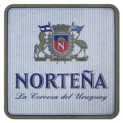 Nortena Beer Mat