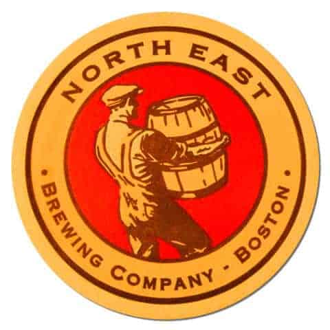 North East Brewing Company Beer Mat