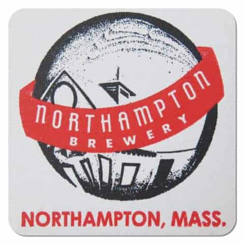 Northampton Brewery Beer Mat