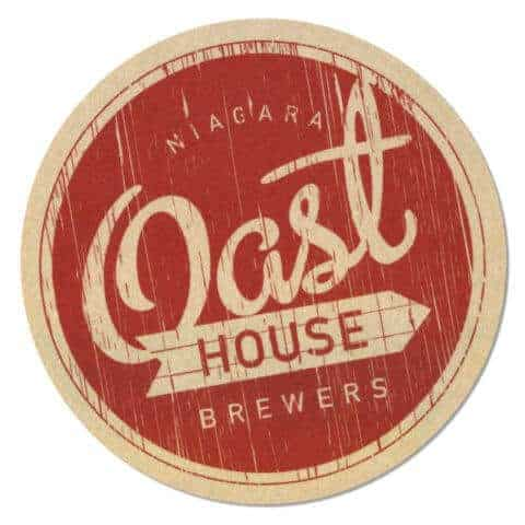 Oast House Brewers Beer Mat