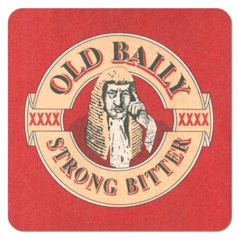 Old Baily Strong Bitter Drip Mat