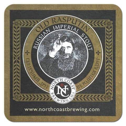 Old Rasputin Drip Mat