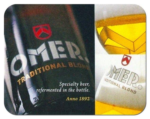 Omer Beer Mat