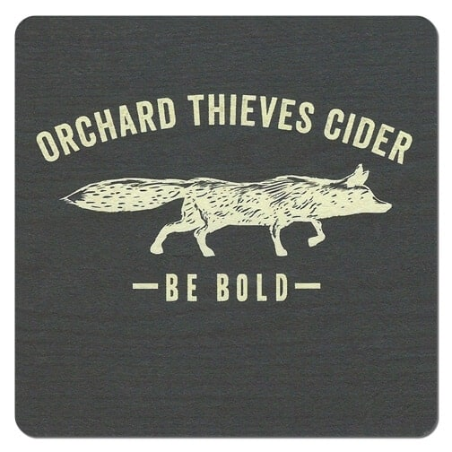 Orchard Thieves Cider Coaste