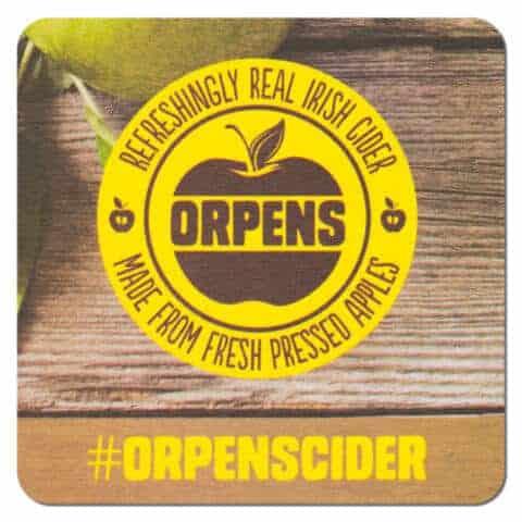 Orpens Cider Drip Mat