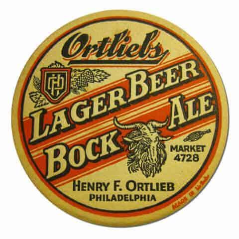 Ortliebs Beer Mat