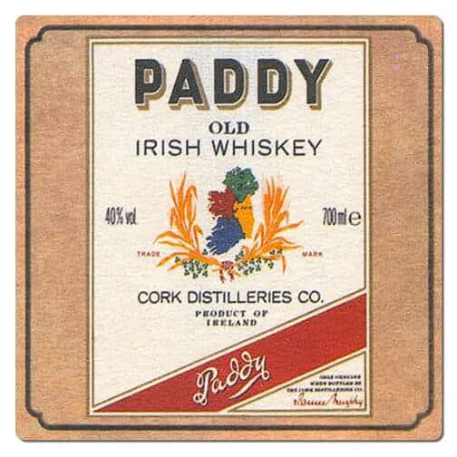 Paddy Whiskey Coaster