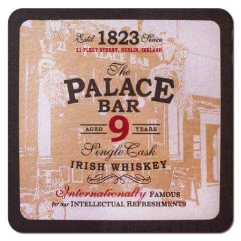 Palace Bar Single Cask Whiskey Coaster