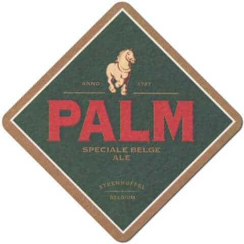 Palm Beer Mat