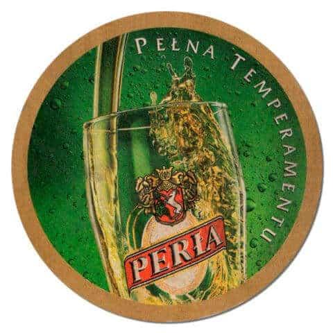 Perla Beer Mat